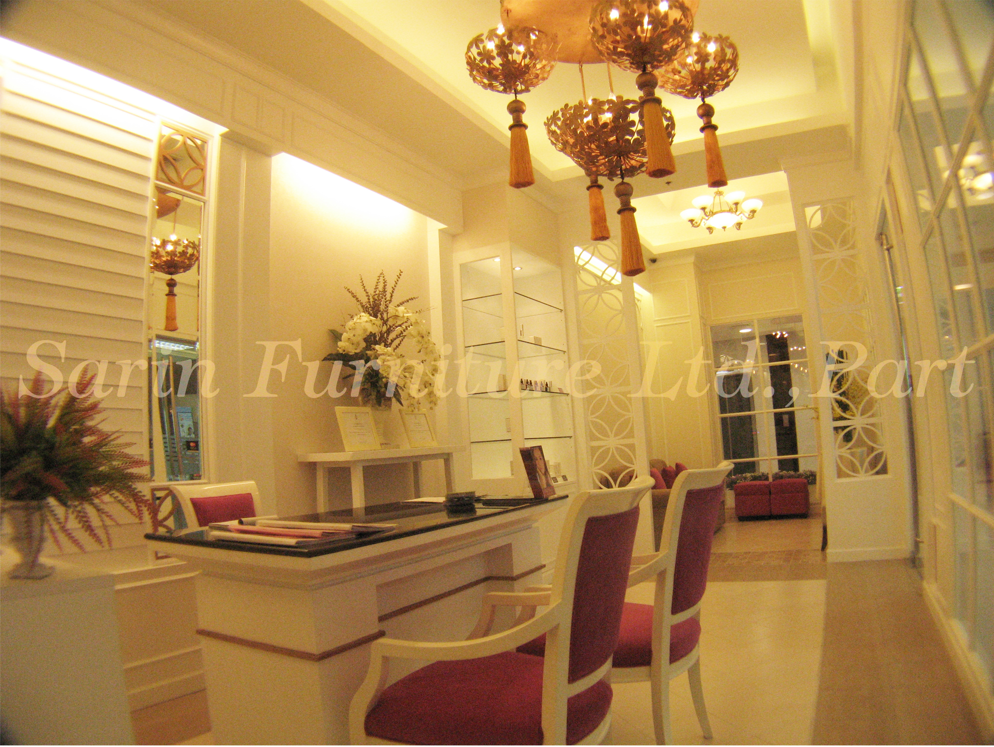 ร้าน FRONCE' Beauty & เดอะมอลล์ ท่าพระ